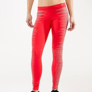 "Nike ""glow"" leggings"